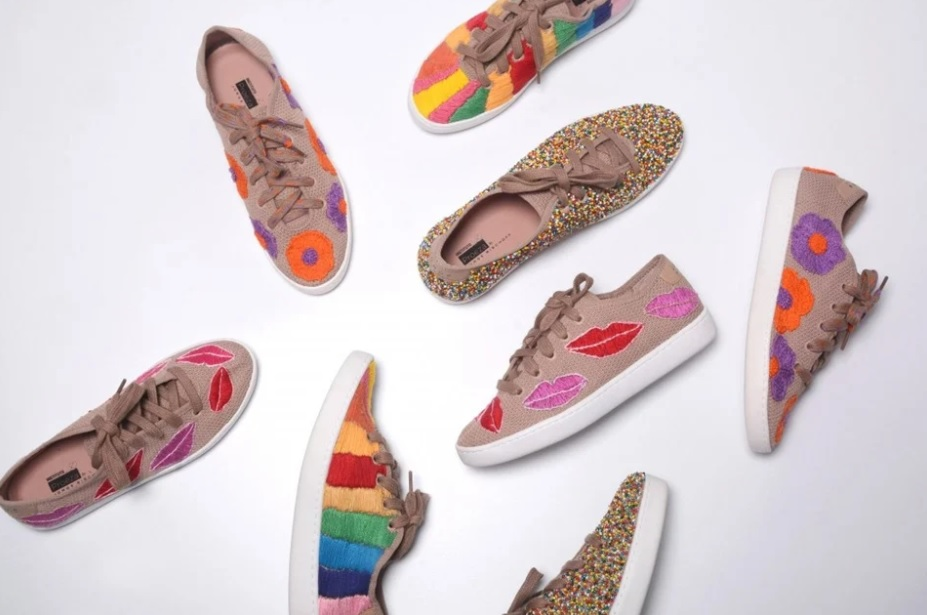 Brazilian franchise Jorge Bischoff launches sneakers line to help female artisans