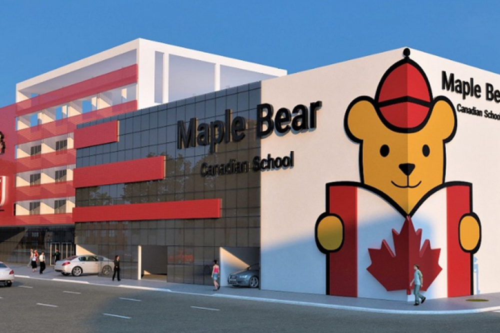 Maple Bear starts implementing a new franchise unit in Guatemala