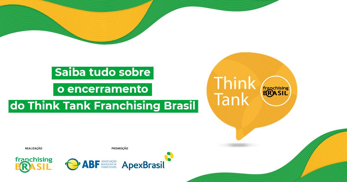 Think Tank Franchising Brasil debate novos modelos de negócio pós-pandemia em últimas mesas