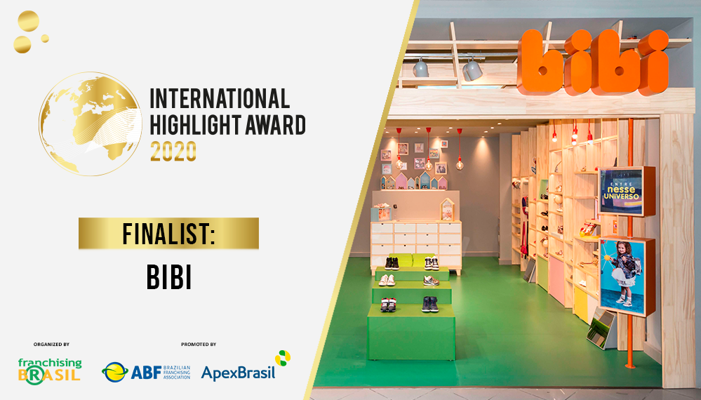 Case of Bibi's expansion in South America is a finalist in the International Highlight Award