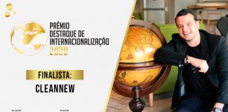 Finalista Prêmio - Case CleanNew