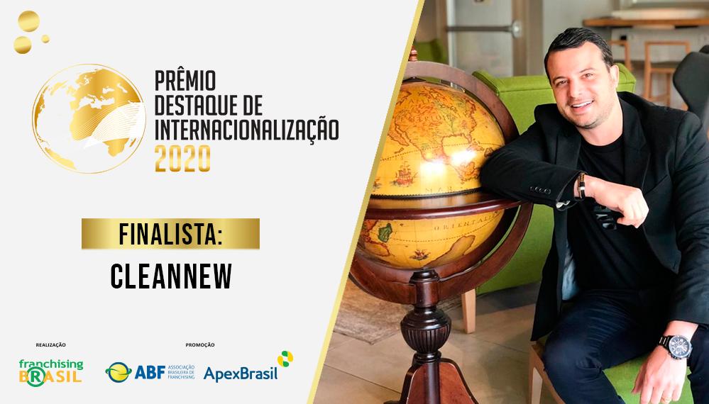 CleanNew é finalista do Prêmio Destaque de Internacionalização; confira o case da marca