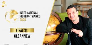 Finalist Cleannew Highlight Award
