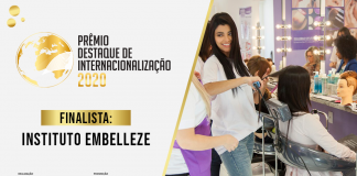 Finalista Instituto Embelleze