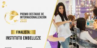 Finalista Instituto Embelleze Espanhol