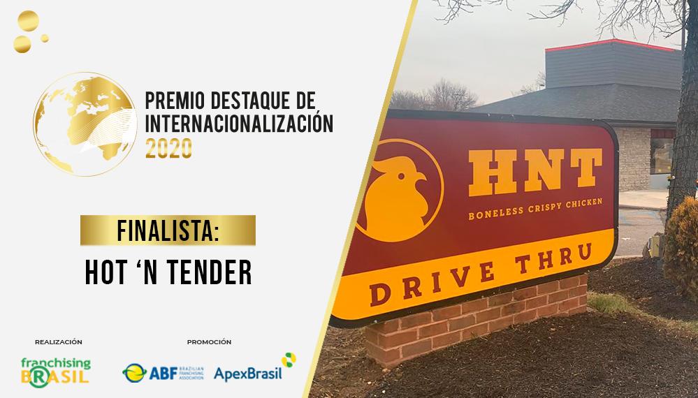 Premio Destaque de Internacionalización: Hot 'N Tender llega a EE.UU. con seis unidades y un proyecto de expansión