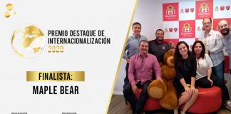 Finalista Maple Bear Espanhol