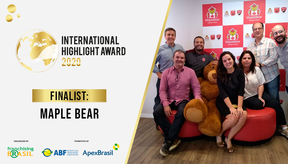 Maple Bear captivates Mexico and is about to open new units in Argentina, Peru and Paraguay