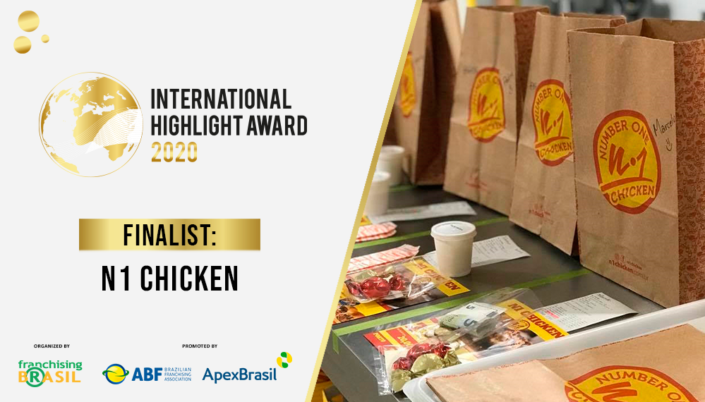 International Highlight Award: N1 Chicken takes the dark kitchen business model to Portugal