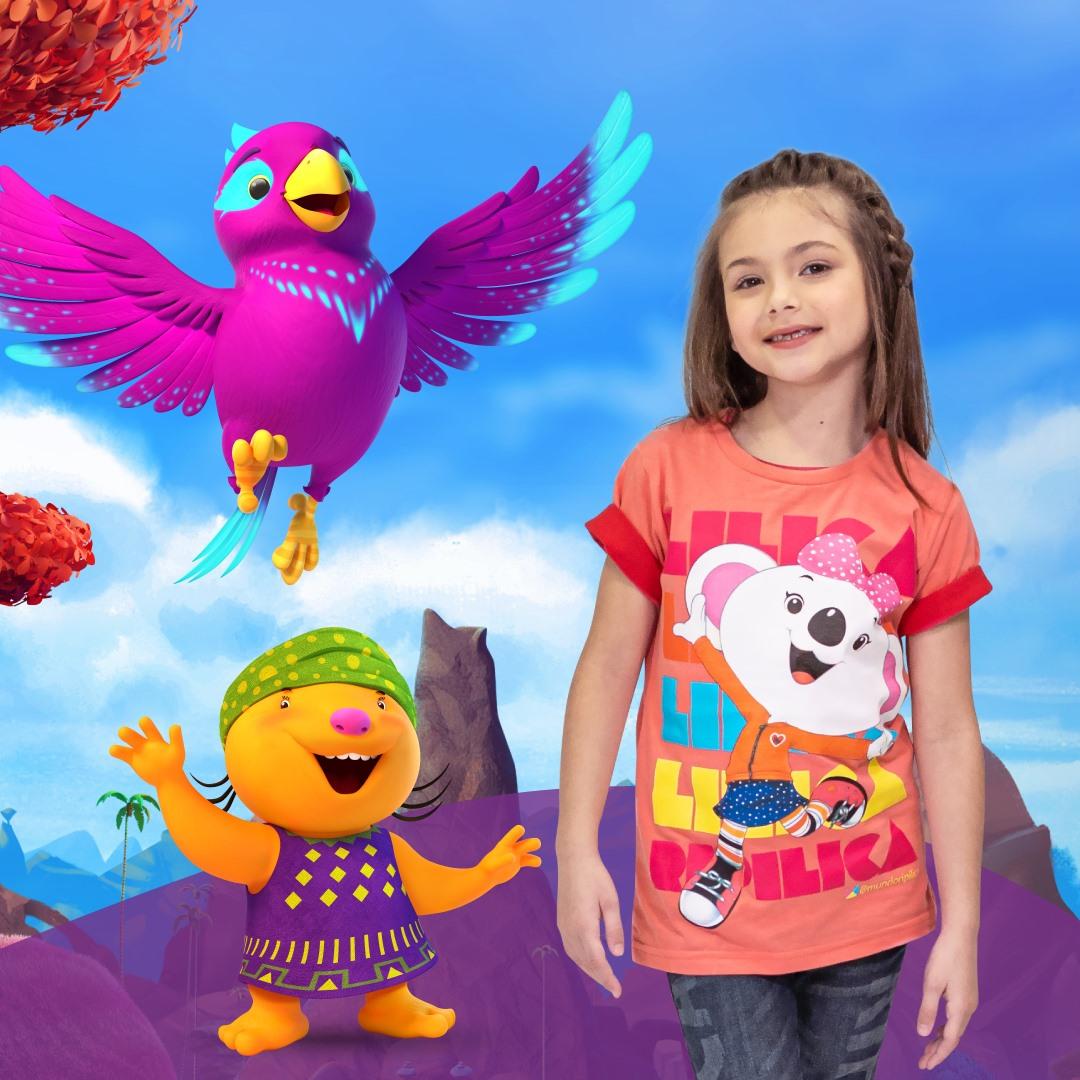 Marisol, marca de moda infantil, lança coleção inspirada em série do Discovery Kids