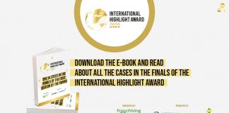 International Highlight Award E-book
