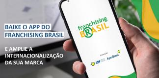 Lançamento app do Franchising Brasil