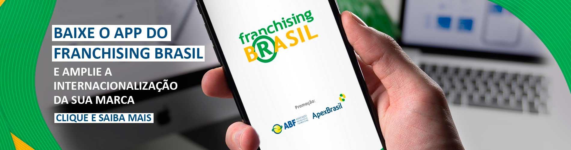 Franchising Brasil App