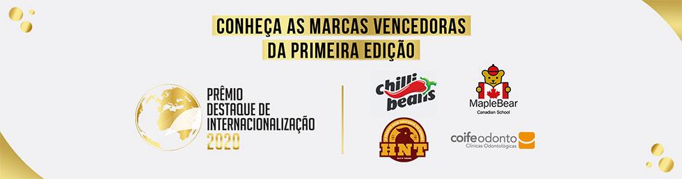 ABF e Franchising Brasil anunciam as quatro marcas vencedoras do Prêmio Destaque de Internacionalização