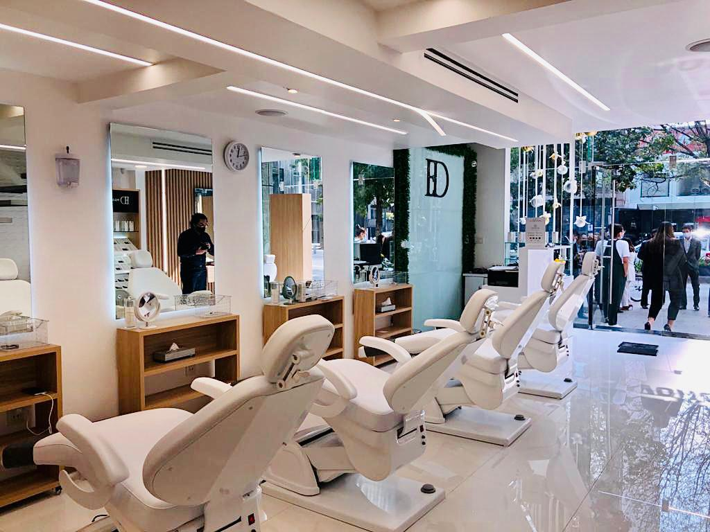 Brazilian franchise Eyebrow Design starts operation in Mexico with concept store