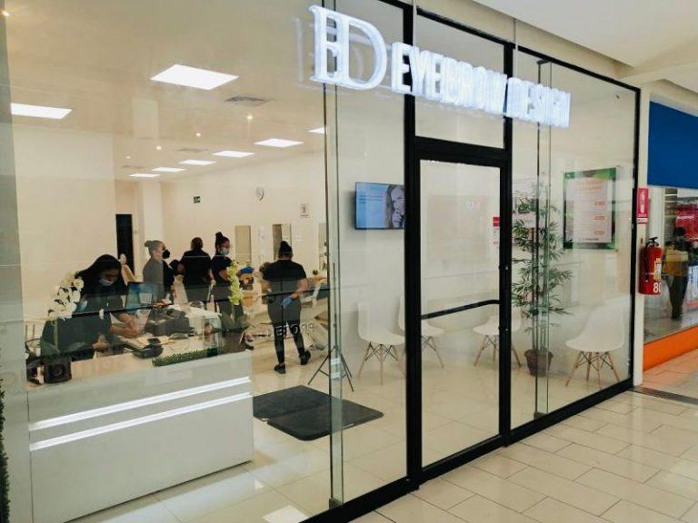 Sobrancelhas Design inaugura segunda unidade em El Salvador, na América Central