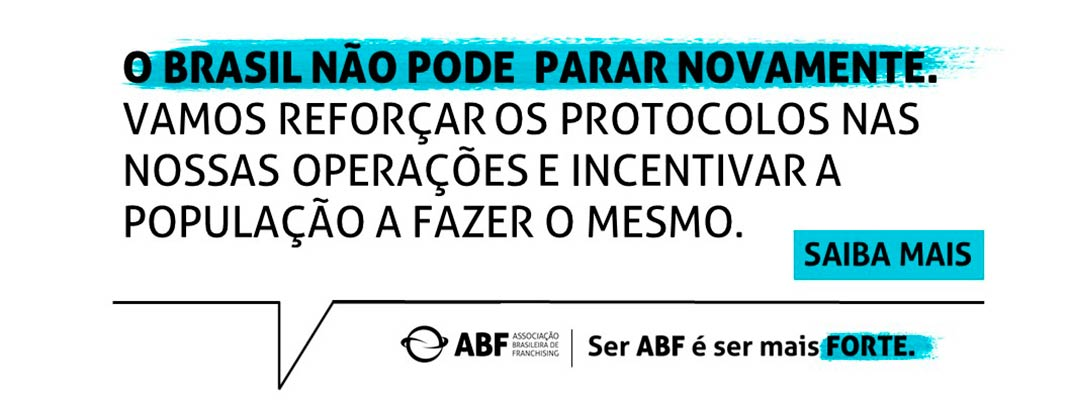 O Brasil não pode parar ABF