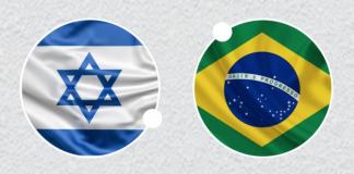 israel e brasil