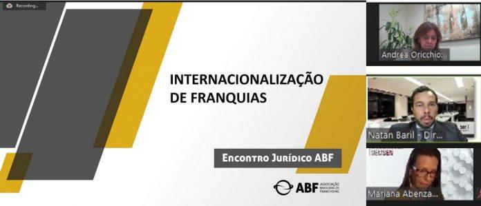 Internacionalização franquias